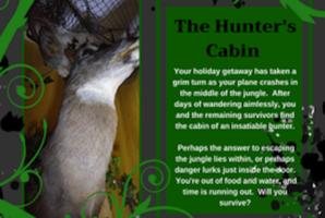 Квест The Hunter's Cabin