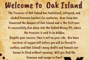 Квест Oak Island