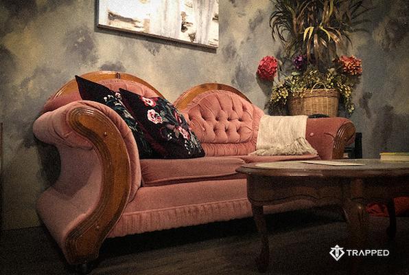 Aunt Elisa's Inheritance (Trapped Halifax) Escape Room