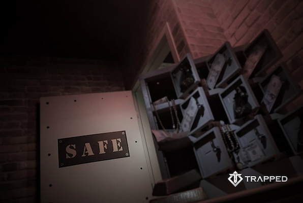 The Vault (Trapped Halifax) Escape Room