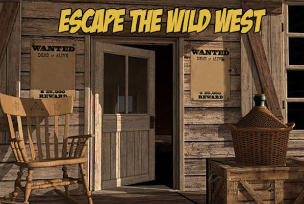 The Wild West (Jigsaw Escape Rooms) Escape Room