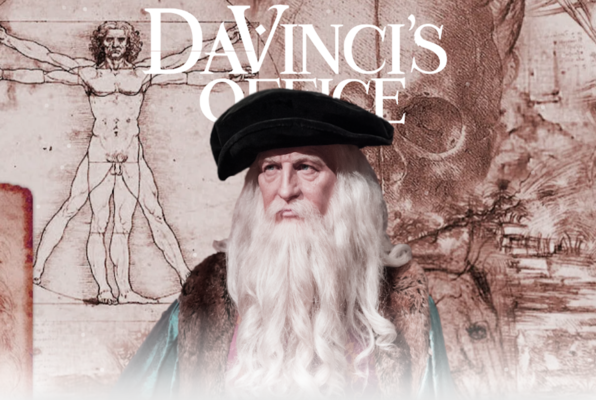 Da Vinci's Office (Confundrum Escape Rooms) Escape Room