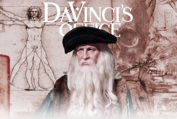 Da Vinci's Office