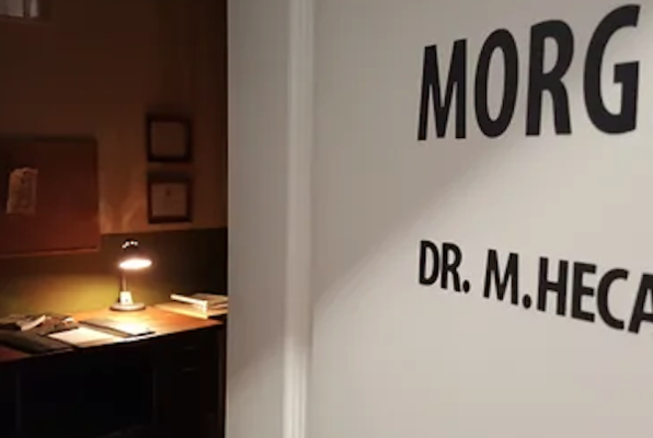 The Morgue (Fazed) Escape Room
