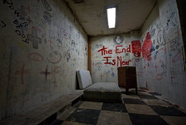 Mental Asylum (The Escape Room) Escape Room