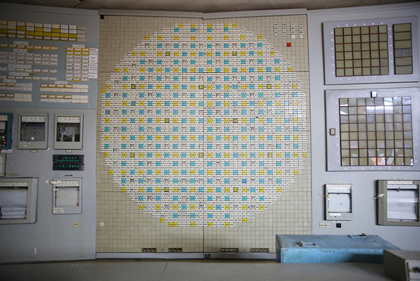 The Nuclear Reactor (The Escape Room) Escape Room