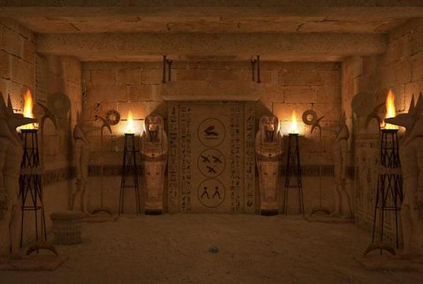 The Egyptian Pyramid (The Escape Room) Escape Room