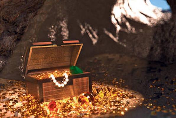 Aladdin's Cave (Bath Exit) Escape Room