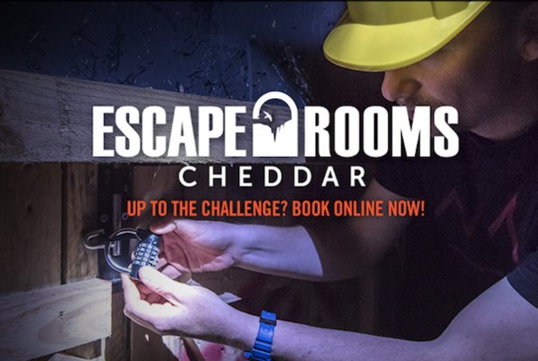 The Vault (Cheddar Gorge Escape Rooms) Escape Room