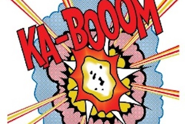 Kaboom (Clue Hunt) Escape Room