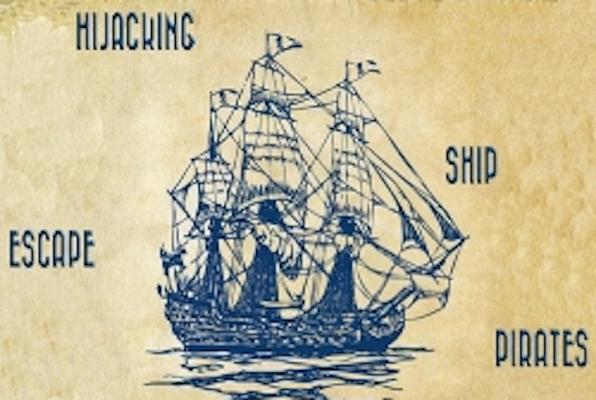 The Pirate Trap (Clue Hunt) Escape Room