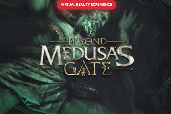 Beyond Medusa's Gate VR (Red Door Escape Room Dallas) Escape Room