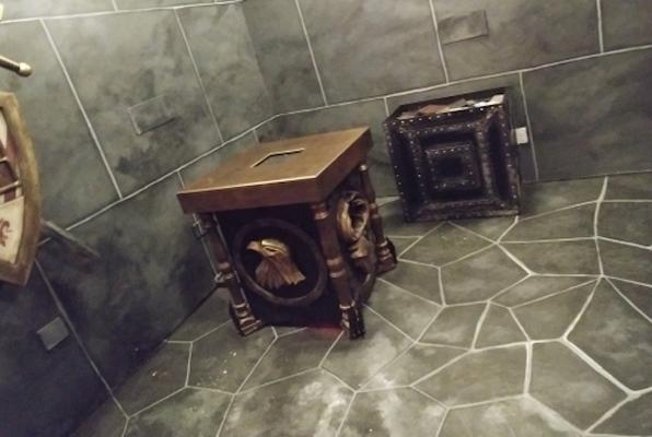 The Fallen Kingdom (Kelowna Escape Games) Escape Room