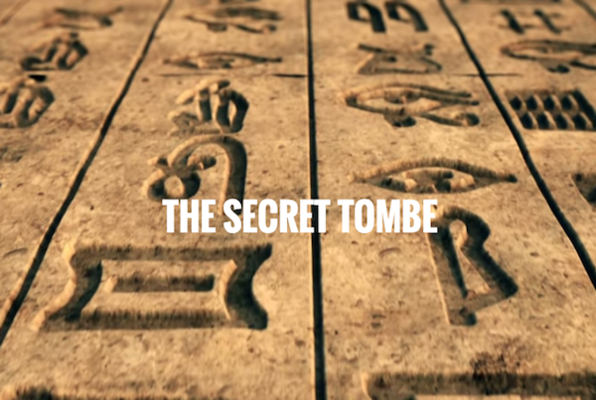 The Secret Tombe (Room of Riddles) Escape Room