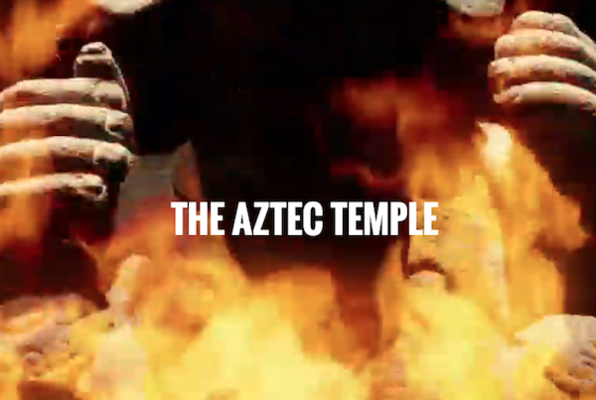 The Aztec Temple (Room of Riddles) Escape Room
