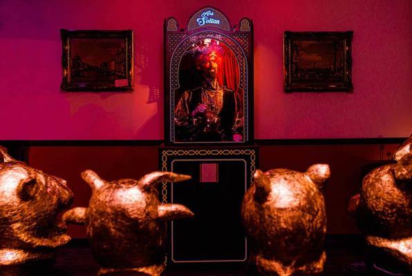 De Illusionist (De Kraakfabriek) Escape Room