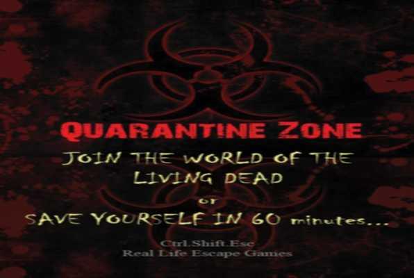 The Quarantine Zone
