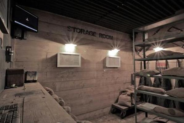 The Secret Chocolate Factory (Puzzle Escaperooms) Escape Room