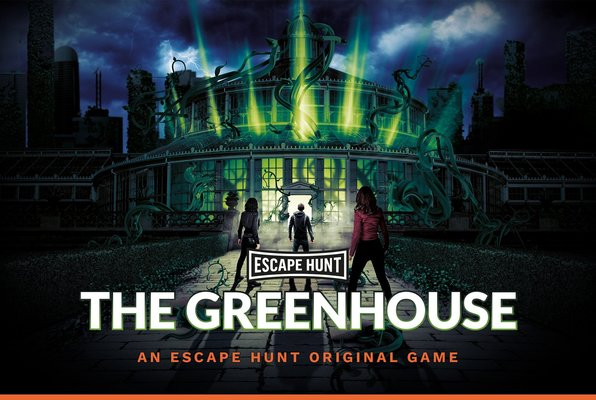 The Greenhouse (Escape Hunt Brussels) Escape Room