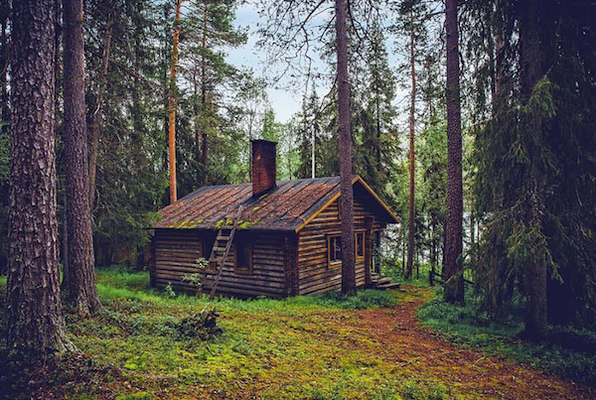 The Old Family Cabin