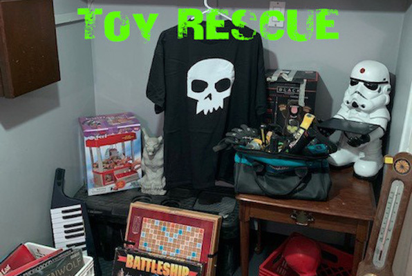 Toy Rescue (Outatime Games) Escape Room
