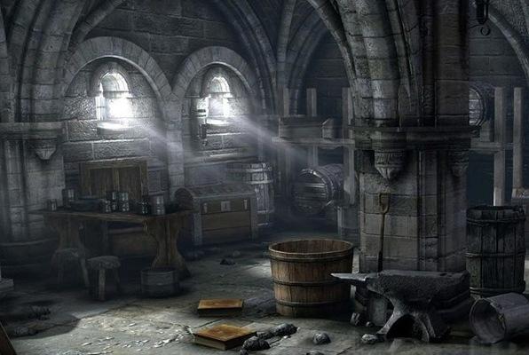 Il Monastero Abbandonato