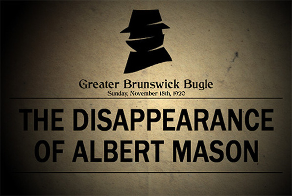 The Disappearance of Albert Mason