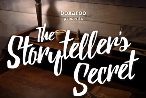 Storyteller's Secret (Boxaroo) Escape Room