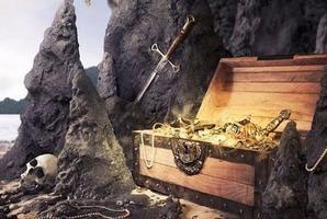 Квест Treasure Island