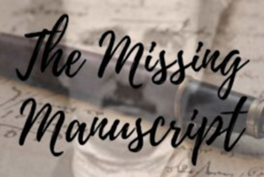 Квест The Missing Manuscript of Edgar Allan Poe
