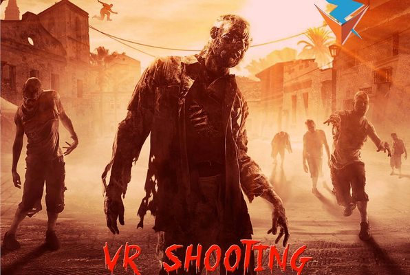 Zombie Shooter VR (VR Galaxy) Escape Room