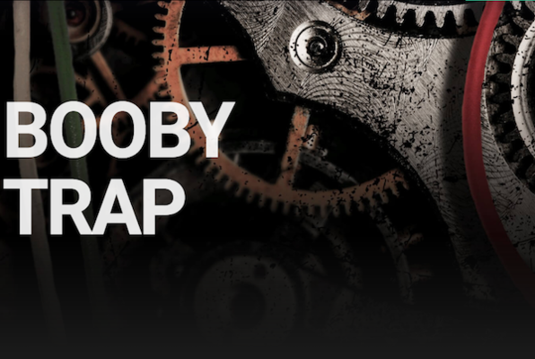 Booby Trap (Think Tank Escape Room) Escape Room