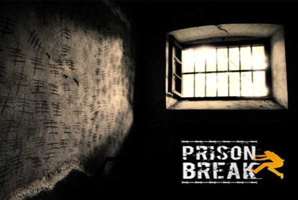 Prison Break (Get Me Out) Escape Room