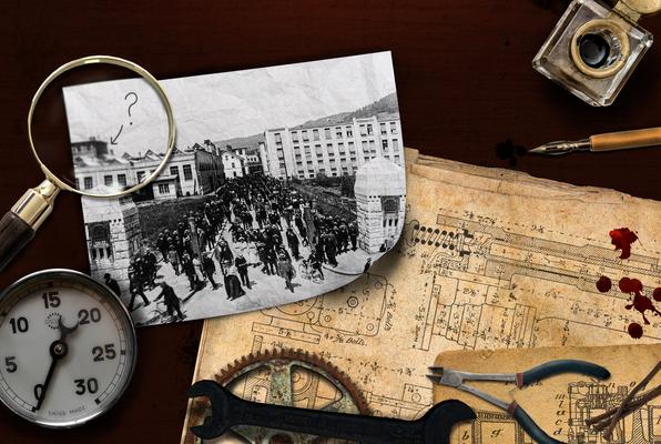 Die verbotene Stadt 1901