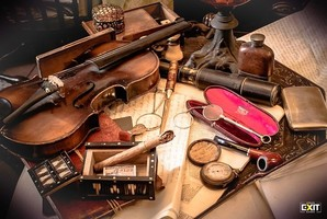 Квест Finding Sherlock Holmes