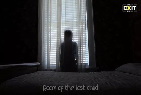 The Room of the Lost Child (Urban Exit Games) Escape Room