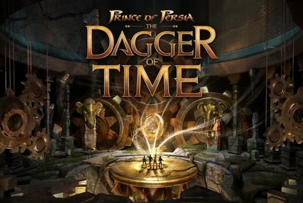 Prince of Persia - The Dagger of Time VR
