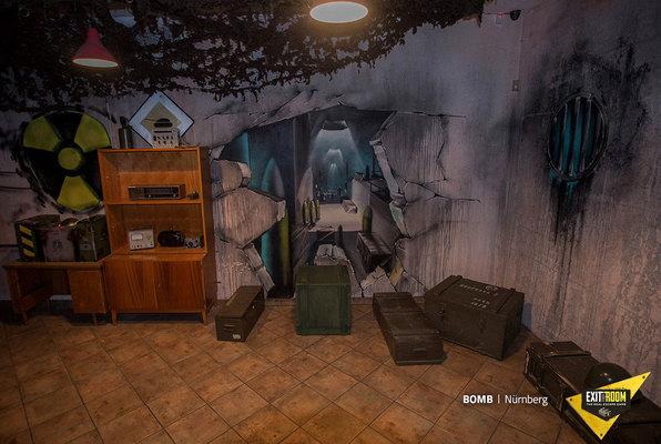 Bomb (Exit the Room Bremen) Escape Room