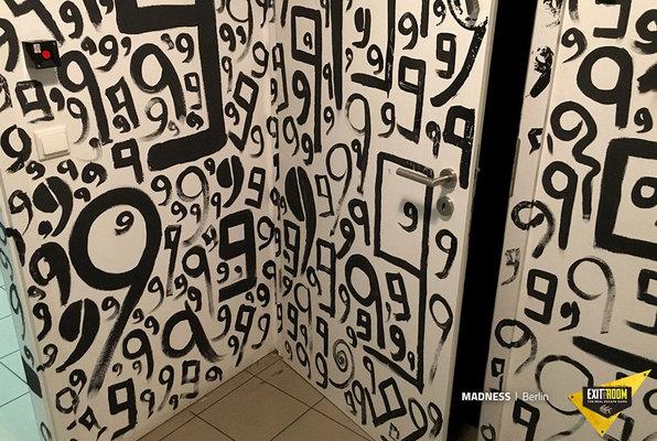 Madness (Exit the Room Bremen) Escape Room