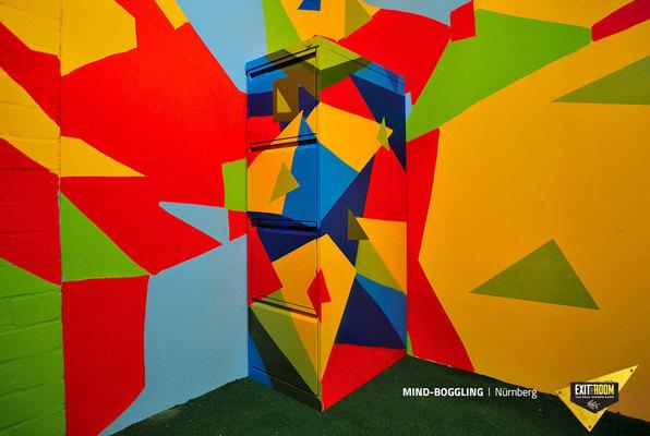Mind-Boggling (Exit the Room Düsseldorf) Escape Room