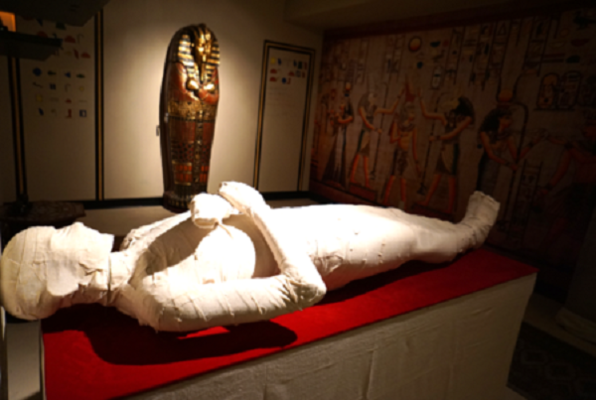 King Tut's Treasure