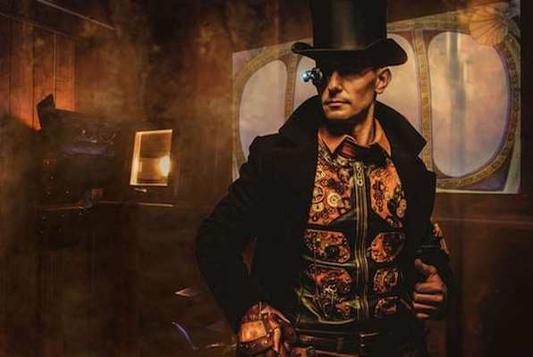 Dirigeable Steampunk (Aventure 06) Escape Room