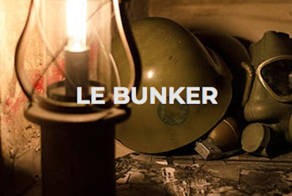 Le Bunker (Fox In A Box Nice) Escape Room
