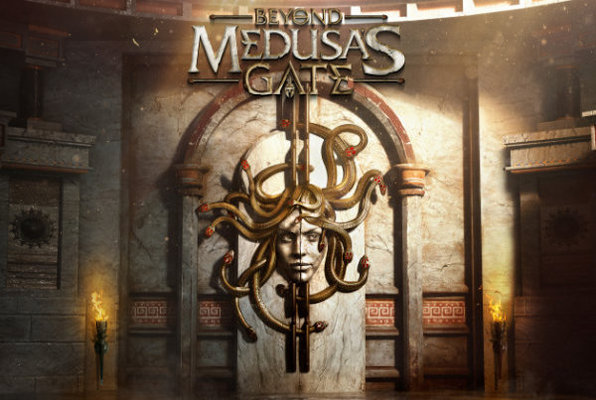 Beyond Medusa's Gate VR (Room Escape Basel) Escape Room