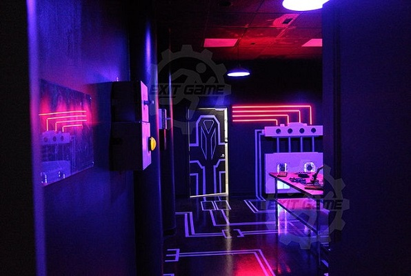 The A.I. (Exit Game) Escape Room