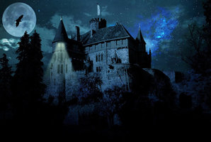 Квест Dracula's Chambers