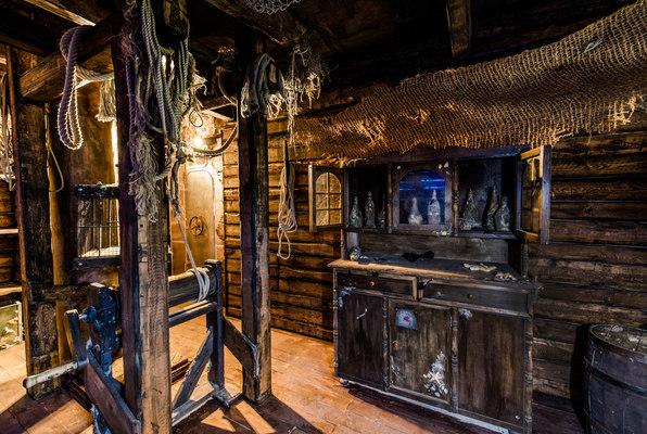 Der versunkene Piratenschatz (Escape Game Kufstein) Escape Room