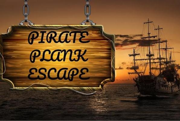Pirate Plank Escape (The Mansion Escape Room) Escape Room