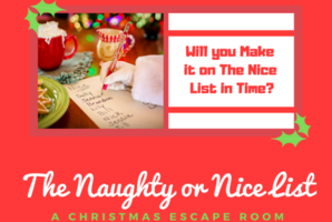 Квест The Naughty or Nice List