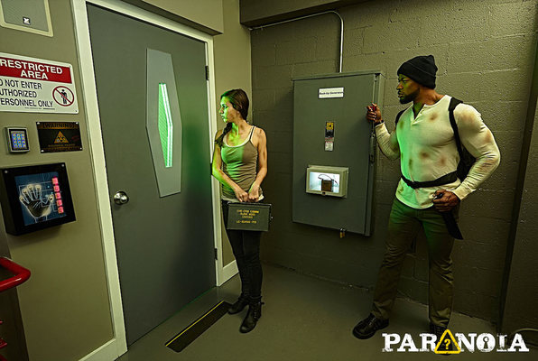 Enchanted Zombie Apocalypse (Paranoia Quest) Escape Room